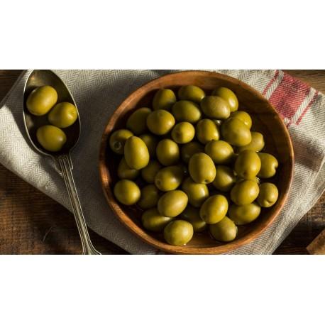Olives in Brine, 1 kg.