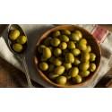 Olives en saumure, 1 kg.