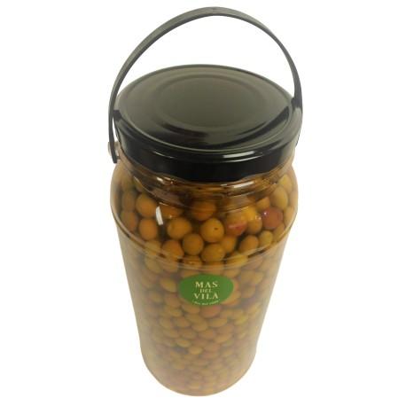 Olives en Salmorra, 3 Kg.