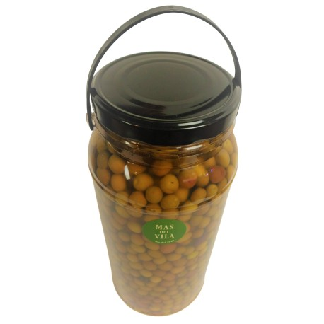 Olives in Brine, 3 kg.