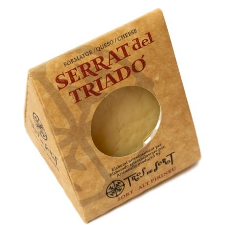 Raw Cow's Milk Cheese Serrat del Triador