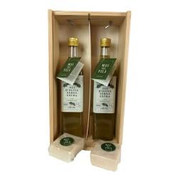 "Tasting Pack New Olive Oil ""Mas del Vilà"""