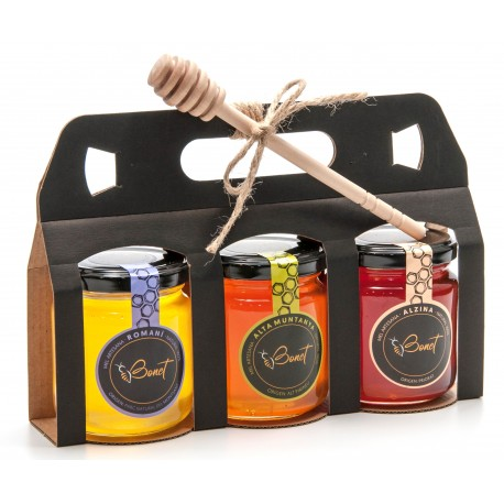 Taste Pack Artisanal Honey